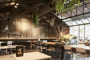 Greyhound cafe Hua Hin