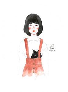 Greyhound Cafe Hip Drawing 2017 Art Jeeno