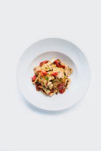 Mixed-Mushroom-Spaghetti