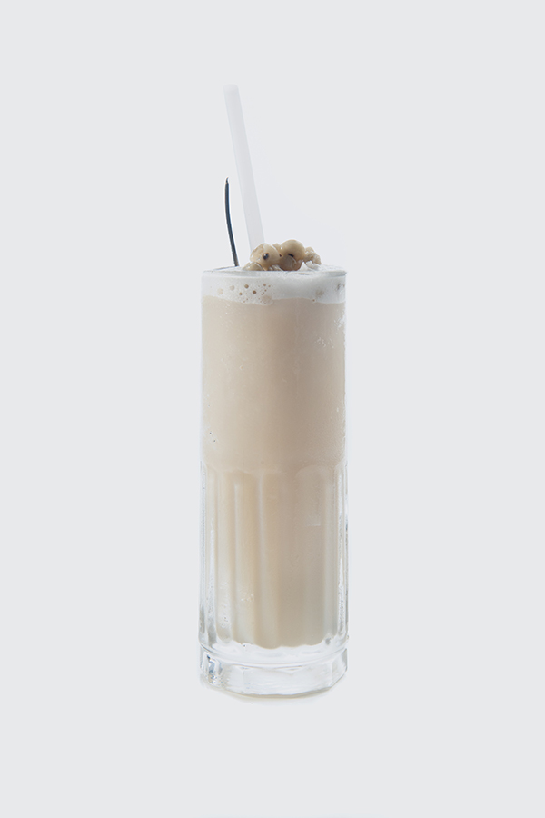 Soy-Milk-and-Banana-Smoothie