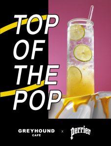 Perrier Top of The Pop