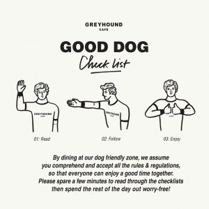 Good Dog Checklist